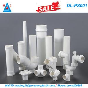 DL PVC pipe BS EN 1452 for irrigation