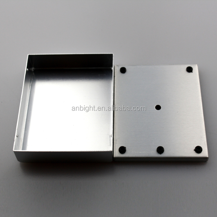 DC converter sheet metal fabrication