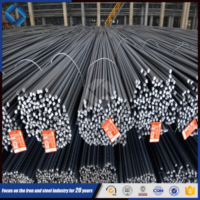 Building Materials High Tensile Deformed Steel Rebar