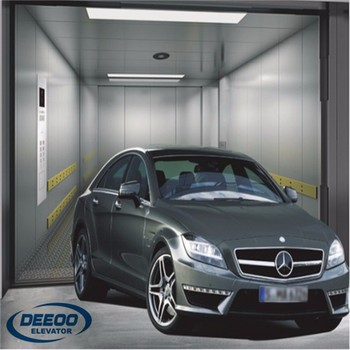 Deeoo Auto Elevator Mini Car Lift Garage Car Elevator With Low Cost