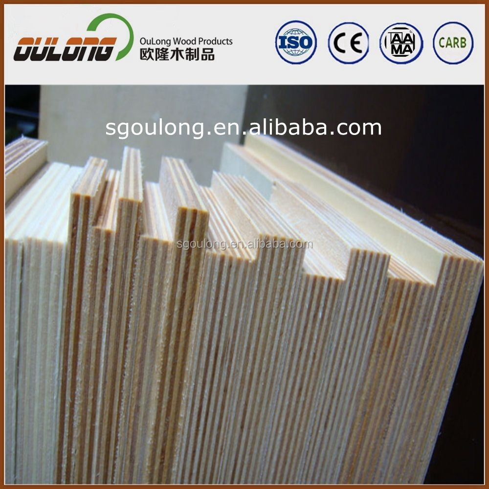 cheap price cabinet grade E1 glue plywood/used plywood sheet/pvc plywood sheet