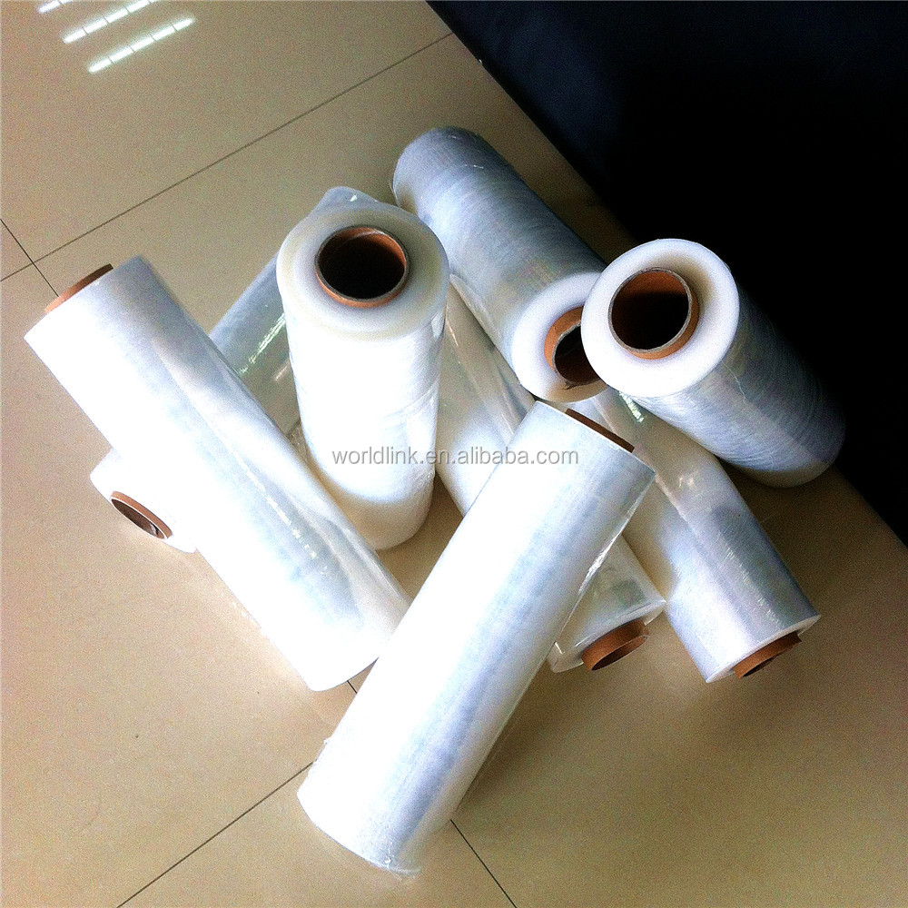 Good Quality Clear Hand Stretch Wrap Film