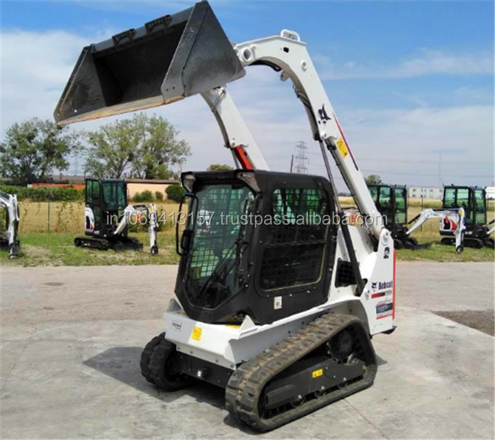 Usa Orignal Engine And Spare Parts Cheap Used Bobcat T450 S550 Wheel Loader  For Sale - Buy Bobcat,Wheel Loader,Loader Product on Alibaba com