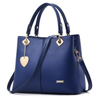 2018 China New Manufacture guangzhou lady handbag girl's fashion genuine leather made in mexico
