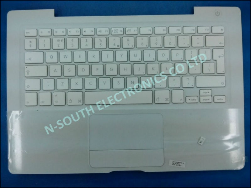 Uk Laptop Keyboard For Apple A1181 White Colour Used 95% New Uk ...