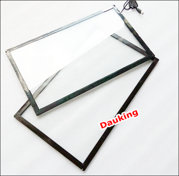 21.5,28,32,40,55,50,65,60 inch Infrared Touch Frame for LCD/LED Screen,ir USB Multi Touch Screen Frame , IR overlay kit