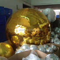 outdoor decorations 200cm giant disco ball