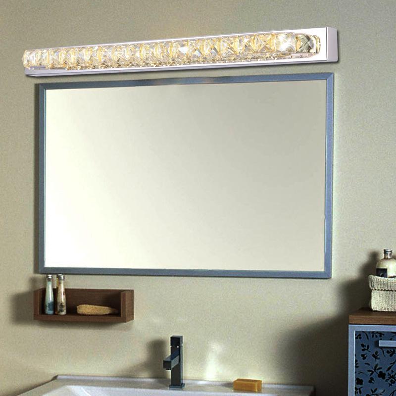 Crystal Torch Bedroom Wall Lamp Bathroom Mirror Front Wall: Aliexpress.com : Buy LED Bathroom Wall Light 14W LED 2835