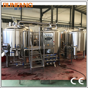 5BBL brewhouse for nanobrewery equipment for beer making