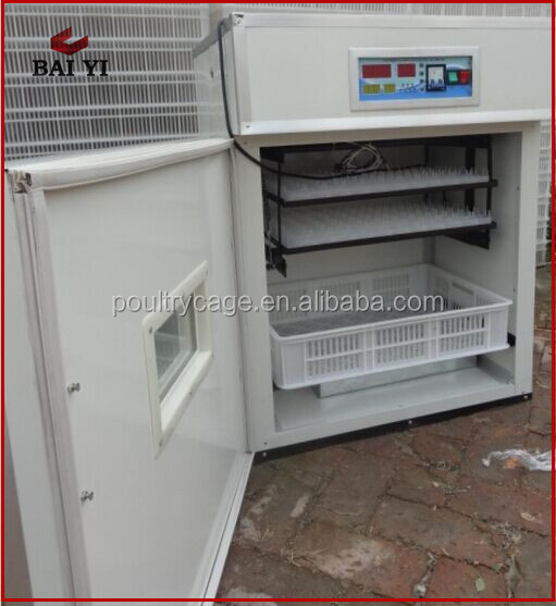 Small Animal 528 Eggs Incubator And Egg Incubator Parts