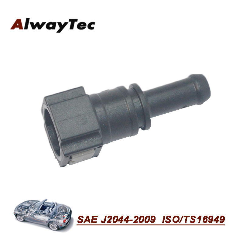 Hot sale working pressure 5 to 7 bar male and female 7.89MM liquid quick connector