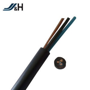 multi cores pvc coated awm 2464 26awg cable