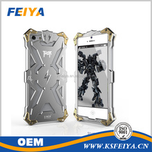 New designed cnc machined mobile phone accessories for iphone6 / 6s
