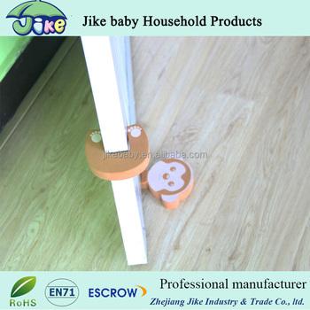 Jike New Developed Brown Monkey Wall Safe Door Wind Stopper
