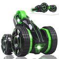 5 Wheel 2 Colors Turning And Turning Stunt Car Children Toy Fighting Special Wireless Remote Control