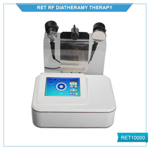 Top Beauty RET CET rf body slimming machine radio wave monopolar diathermy physiotherapy equipment