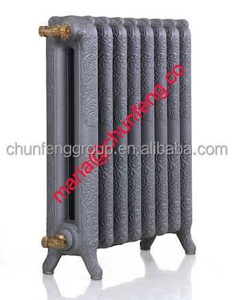 Radiador de hierro fundido de dise o de estilo antiguo - Radiadores diseno baratos ...