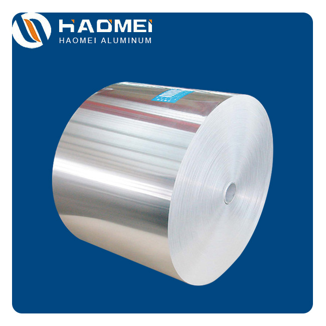 Various thickness aluminum foil for chocolate packaging
