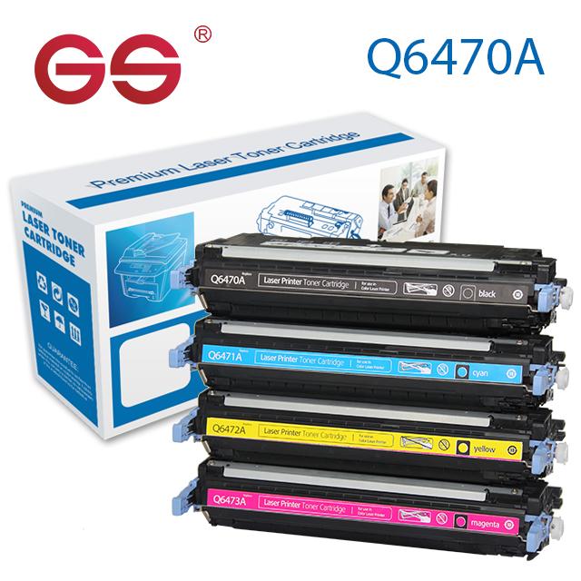 Reman Toner for HP 501A 502A Cartridge Q6470A Black /& Color 8pk Set 3600 3600dn