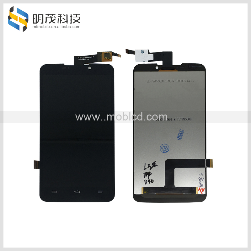 For ZTE Grand memo 5.7 N5 U5 N9520 V9815 LCD Display touch screen with digitizer assembly