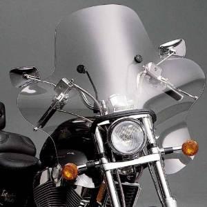 Slip Streamer Enterprise S-00 Windshield for 1972-2011 Suzuki Motorcycles