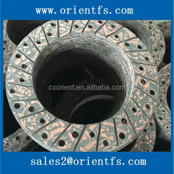 China Brake Lining Supplier Top Quality Friction Material