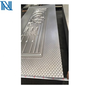 stamped steel door skin,metal door skin,steel door panel