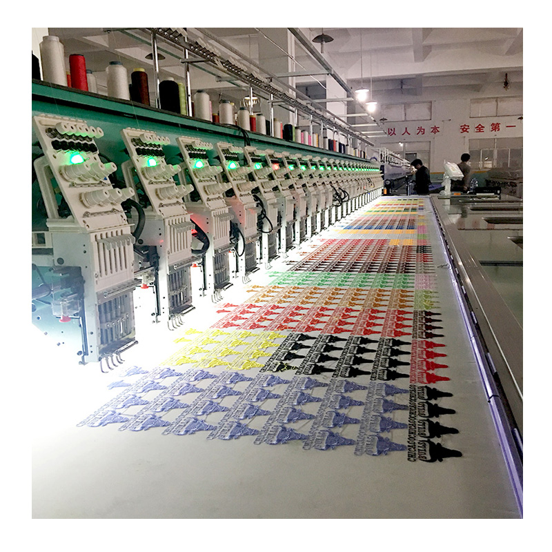 Automatic/manual 6 /9 Needles Computerized Embroidery Machine Prices