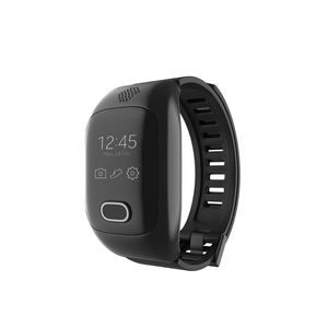Smart band GPS watch band with SOS and two way communication with Heart  Rate Monitor