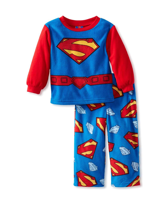 Get Quotations · Superman Pajamas for Toddler Boys ac926eaf7