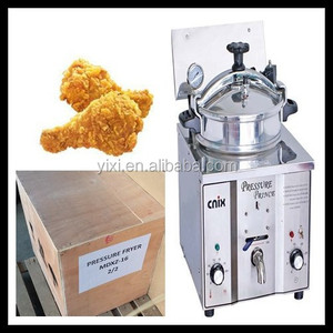 CNIX pressure prince/ counter pressure fryer(CE,ISO9001 manufacturer)