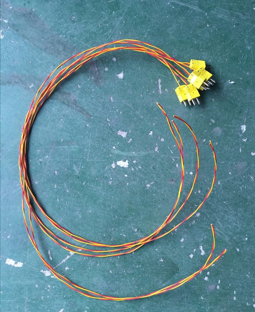 Type K Thermocouple Wire For Pwht - Buy Thermocouple Wire,Type K ...