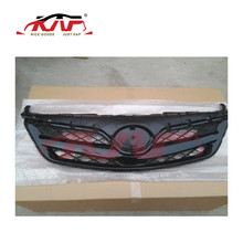 2010 Corolla Usa Grille,paint,black 53114-02210,53111-02610 Toyota Car Chrome Front Grille