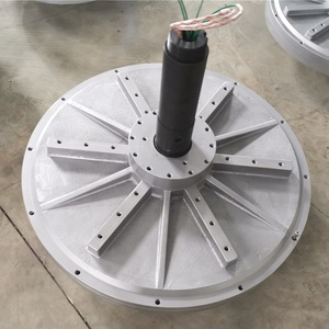 R&X 3KW 100RPM Coreless Disc Axial flux Permanent Magnet Generator low start torque Low Noise CE Certified