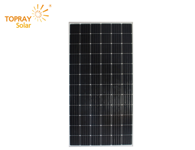 Topray 350W high efficient on grid Mono Crystalline Solar <strong>Panel</strong>