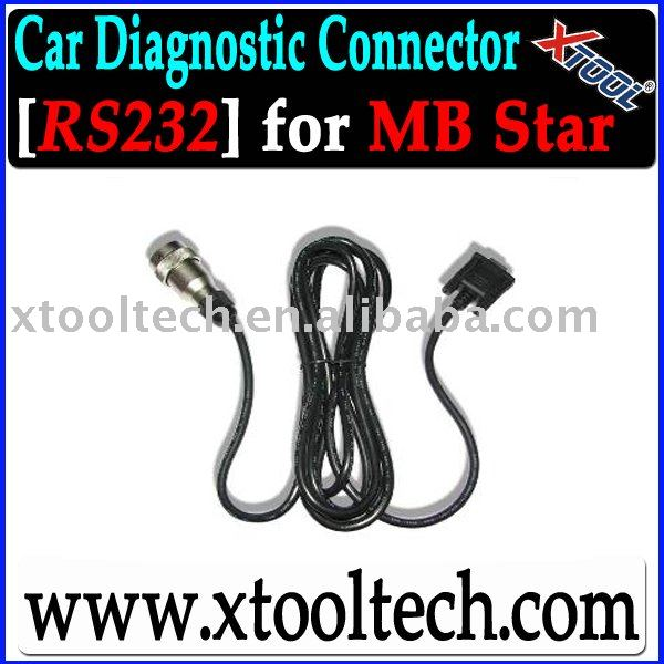 RS232 Cable for Mercedes Diagnostic Tool MB Star
