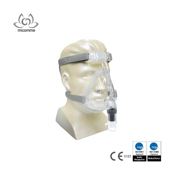 Sepray CPAP Full Face Mask for CPAP/APAP/BiPAP Machine with free Headgear for Anti Snoring