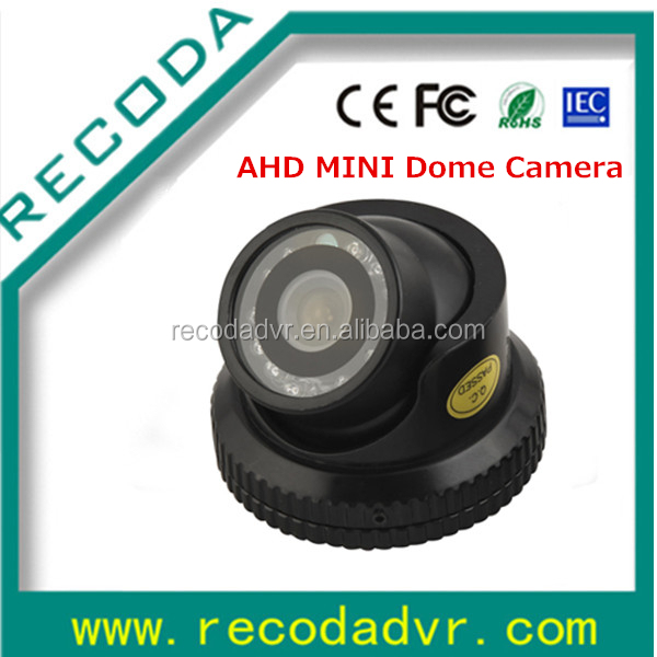 CCTV 1.3mp Night Vision Infrared Vehicle Camera AHD Dome Camera Car