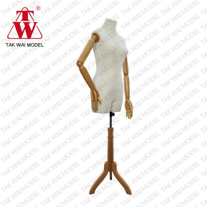 Alibaba china supplier fashion lady for shop showcase torso mannequin