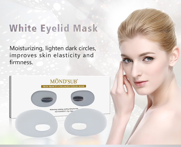 Private Label Oem Factory Direct Best Selling Collagen Anti Wrinkle Dark Circles One Eye Mask