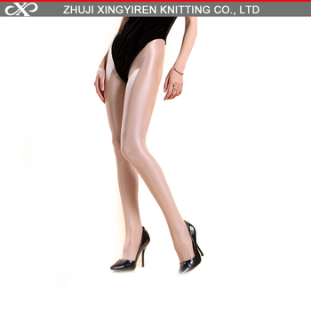 055a6a57755 XYR-122039-C shining pantyhose woman shiny pantyhose tights real silk tights  shiny ultra