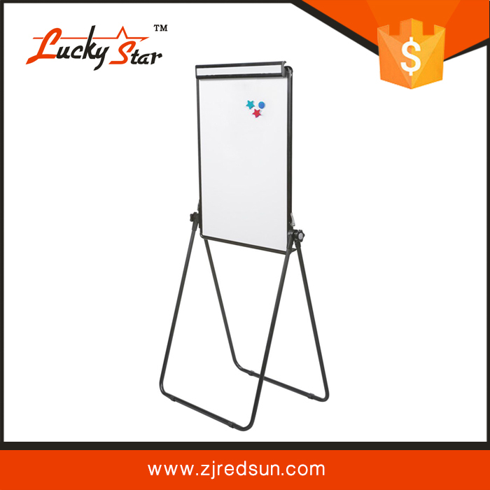 Flip Chart Board Notice Board Stand With Paper Sheet