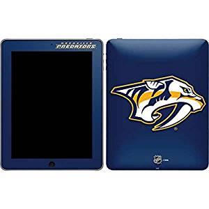 NHL Nashville Predators iPad Skin - Nashville Predators Logo Vinyl Decal Skin For Your iPad