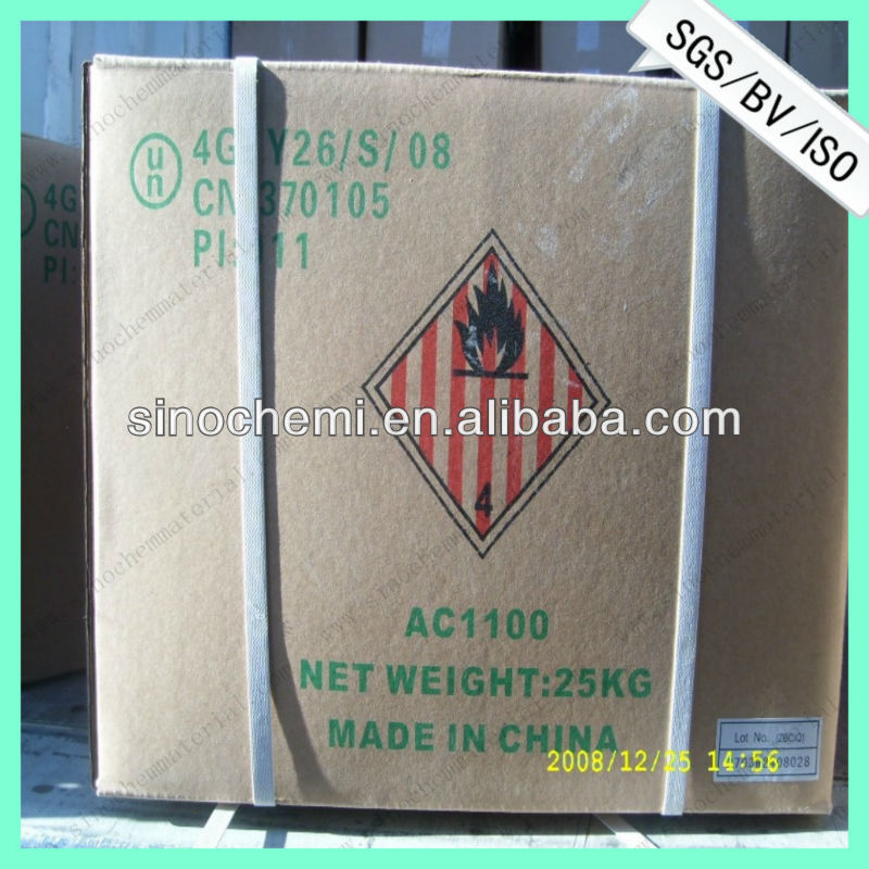 Super Quality adc blowing agent azodicarbonamide For PVC Resin