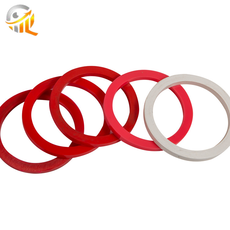 Durable In Use Soft Silicone O Ring High Precision Glass Clamp Rubber Gasket Nbr gasket