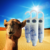 Custom camel refreshing lotion shampoo camel shower gel cleaning lotion