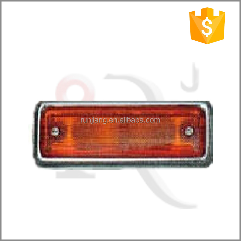 truck yellow side lamp for Toyota truck body parts