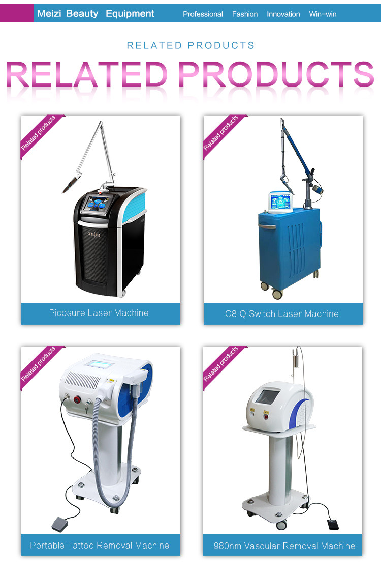 Brand new Tattoo Removal Picosecond 1064nm beauty machine with high quality