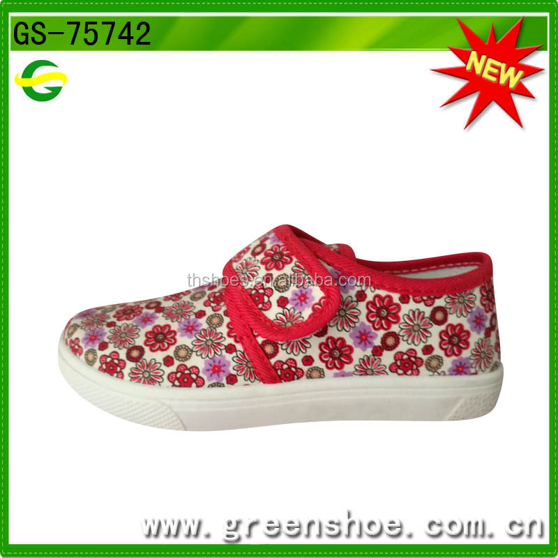 Hot selling beautiful shoes for children