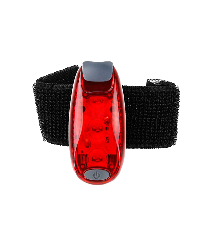 Safety bicycle Rear Light usb rechargeable led handlebar/helmet light strip bike light